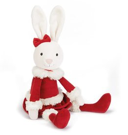 Jelly Cat JC Christmas Bitsy Bunny small