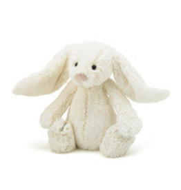 Jelly Cat JC Bashful Cream Bunny Medium