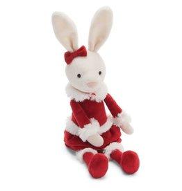 Jelly Cat JC Christmas Bitsy Bunny medium