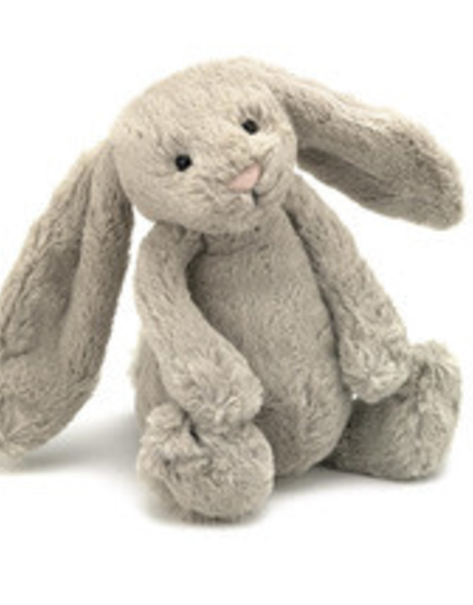 Jellycat Bashful Grey Bunny Large