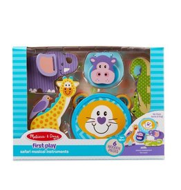 Melissa & Doug Safari Musical Play Set