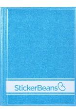 Sticker Beans Blue Collector Book