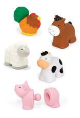 Melissa & Doug Pop Blocs Farm Animals