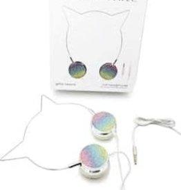 American Jewel Cat Headphones