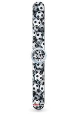 Watchitude Watchitude Slap Watch- #381 Soccer Star