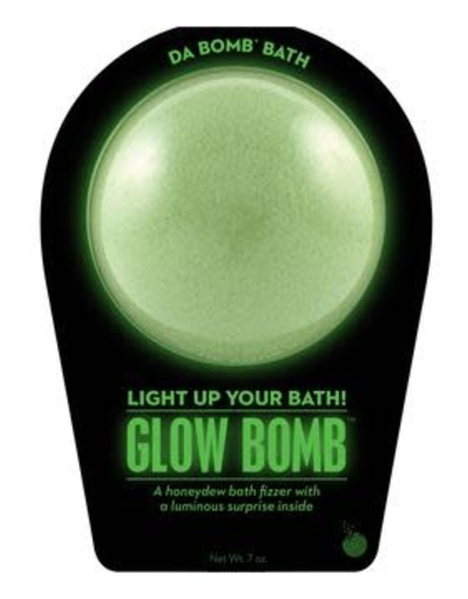 Da Bomb Fizzers Glow Bombs