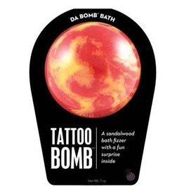 Da Bomb Fizzers Tattoo Bombs