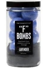 """Da Bomb Fizzers """"F"""" Bombs"""