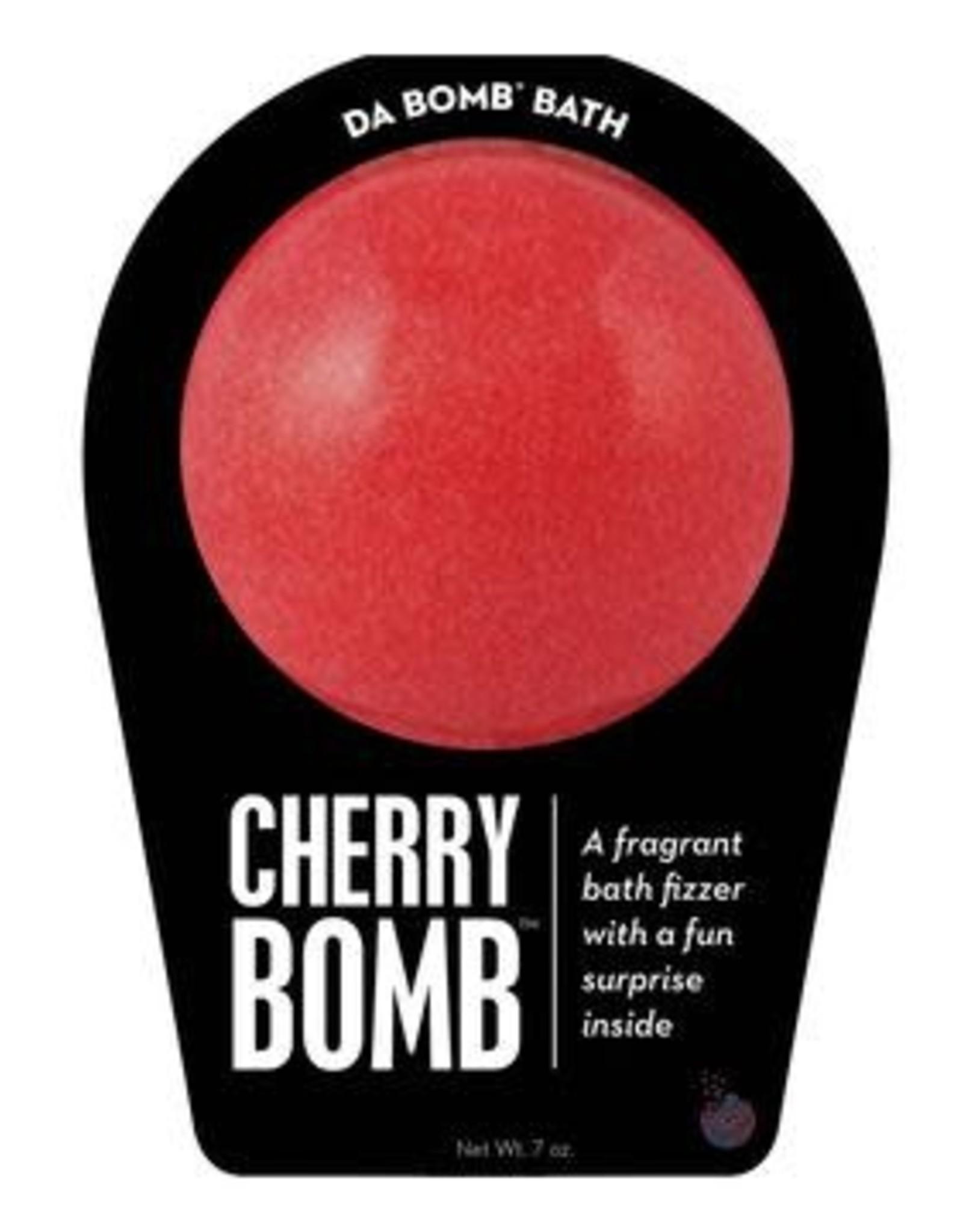 Da Bomb Fizzers Cherry Bomb