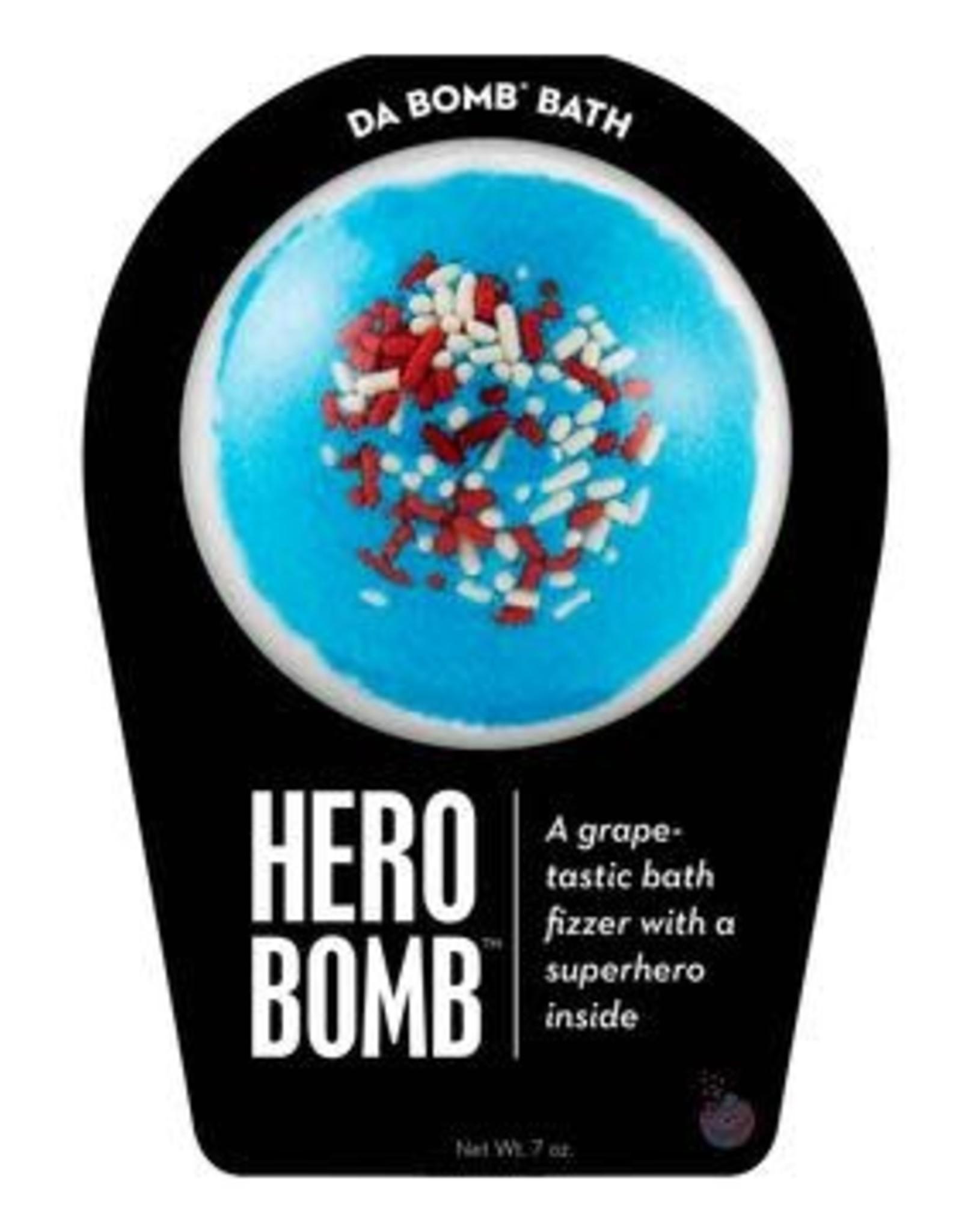 Da Bomb Fizzers Hero Bomb