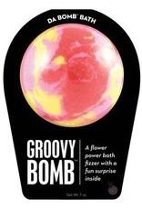 Da Bomb Fizzers Groovy Bomb