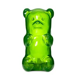 Night Light Gummy Bear Green