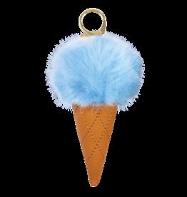Iscream Ice Cream Keychains Blue