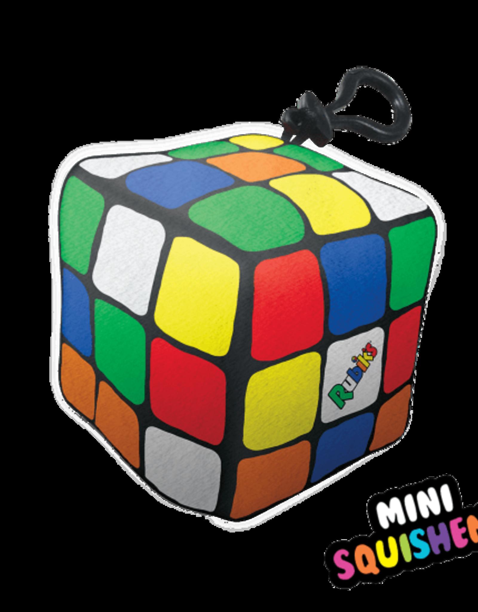 Iscream Mini Rubik's Cube Keychain