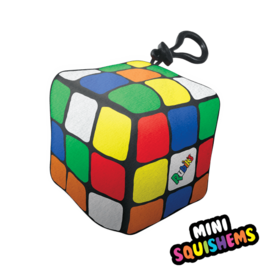 Iscream Mini Rubik's Cube Keychain