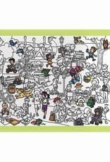 Melissa & Doug Seek and Find Sticker Pad (Assorted)
