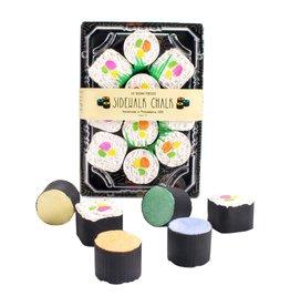 Twee Sushi Roll Chalk Set