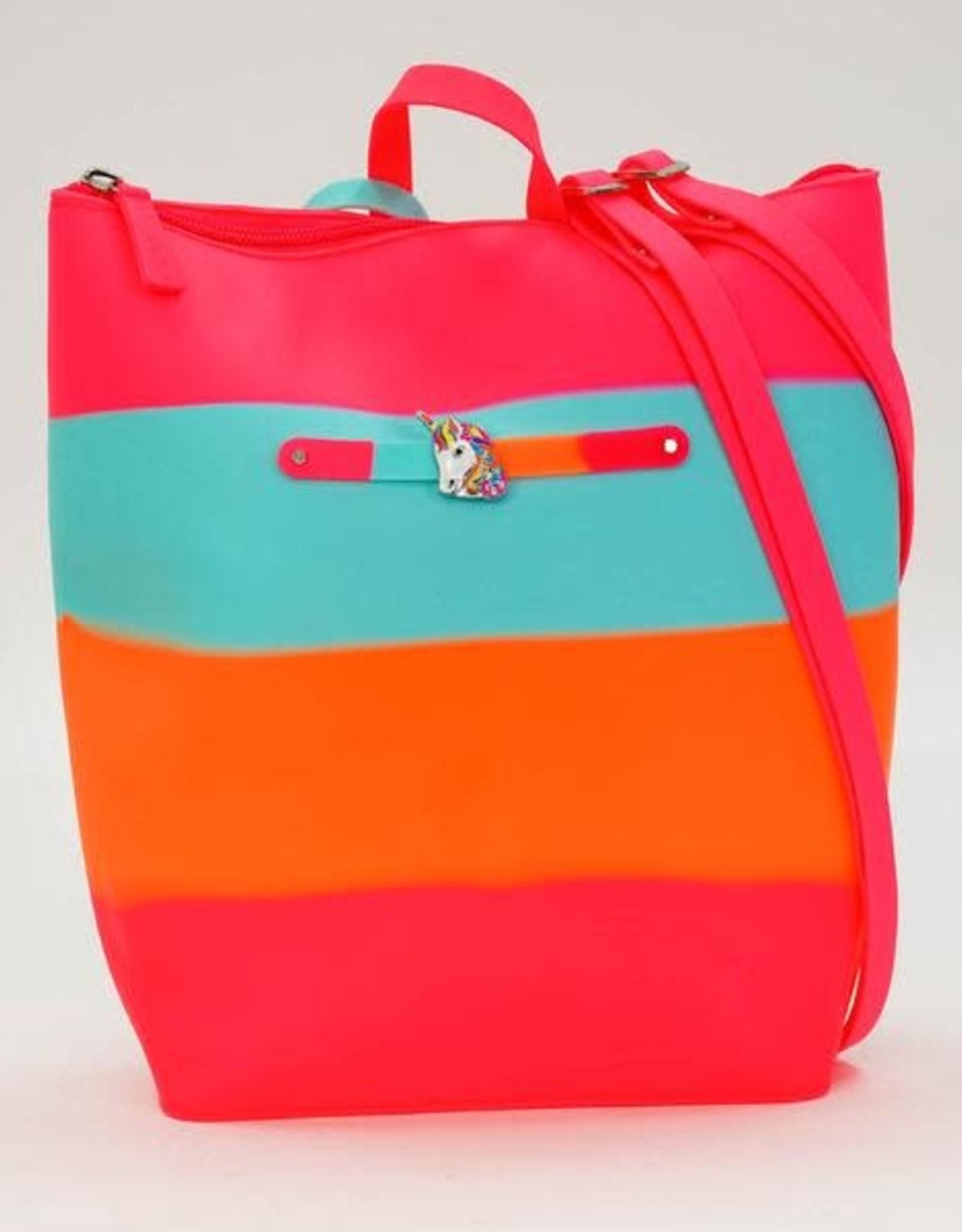American Jewel American Jewel Zip Bucket Bag