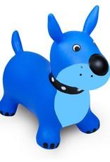 Waddle Dog Bouncer Blue