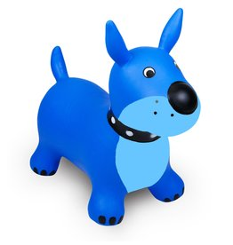 Waddle Dog Bouncer Blue