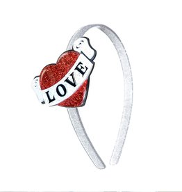 Lillies & Roses LR Headband Vintage Heart