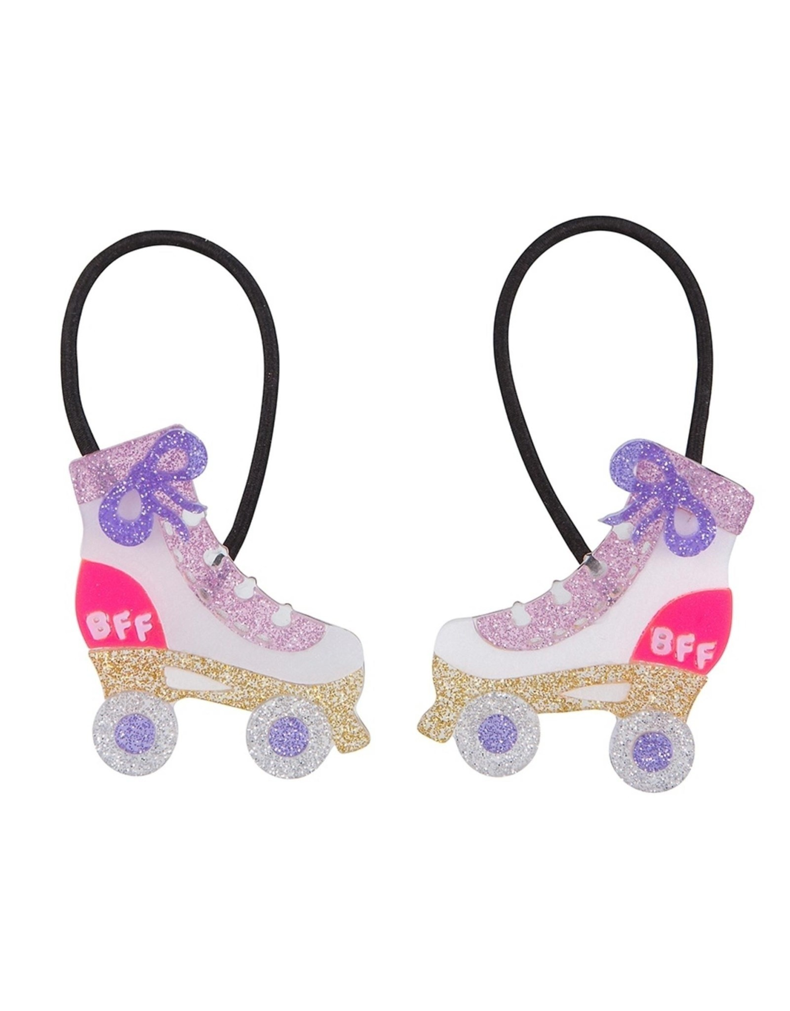 Lillies & Roses Ponytail Roller Skate