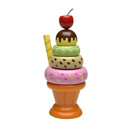 Toy Company Make Your Own Sundae
