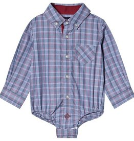 Andy and Evan Industries Chambre Check Button-Down