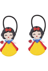 Lillies & Roses Ponytail Cute Doll With Apple