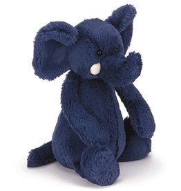 Jelly Cat JC Bashful Blue Elephant Medium