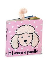 Jelly Cat JC If I Were a Poodle Book