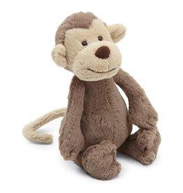 Jelly Cat JC Bashful Monkey small