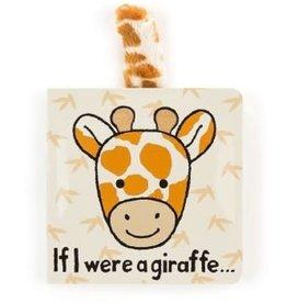 Jelly Cat JC If I Were a Giraffe Book