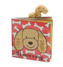 Jelly Cat JC If I Were a Dog Book