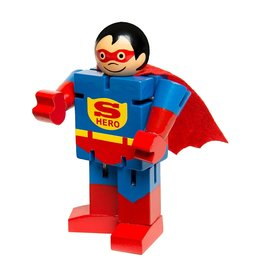Toy Company Super Hero