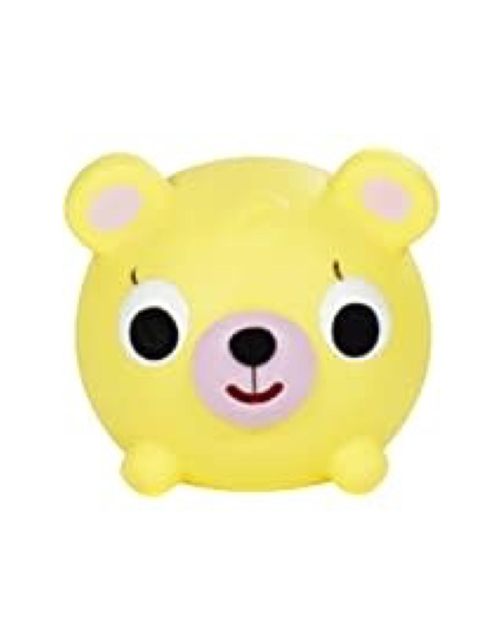 Sankyo Toys Jabber Bear Yellow