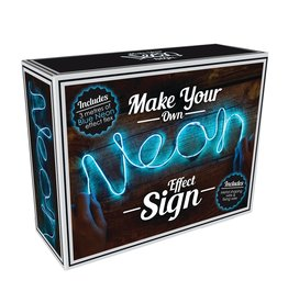 Iscream Neon Effect Light - Blue