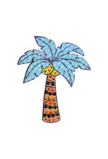Sticker Beans Palm Tree