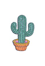 Sticker Beans Cactus