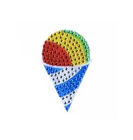Sticker Beans Snow Cone