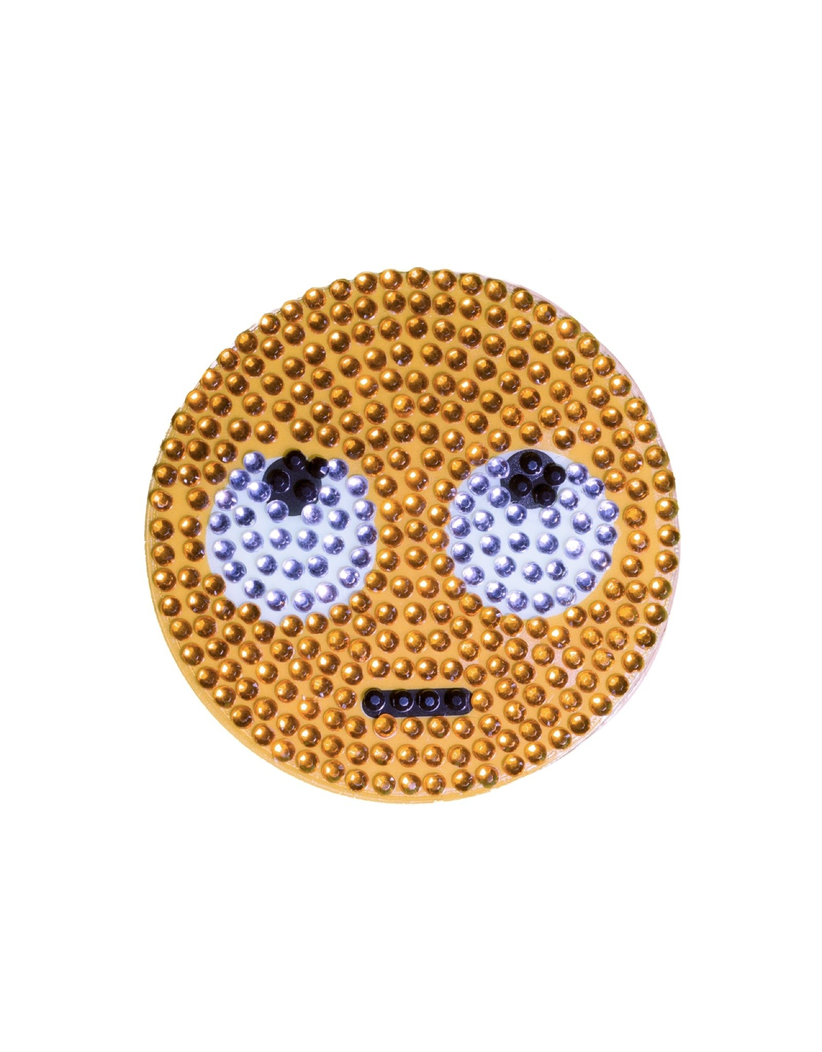 Sticker Beans Eyes Up Emoji