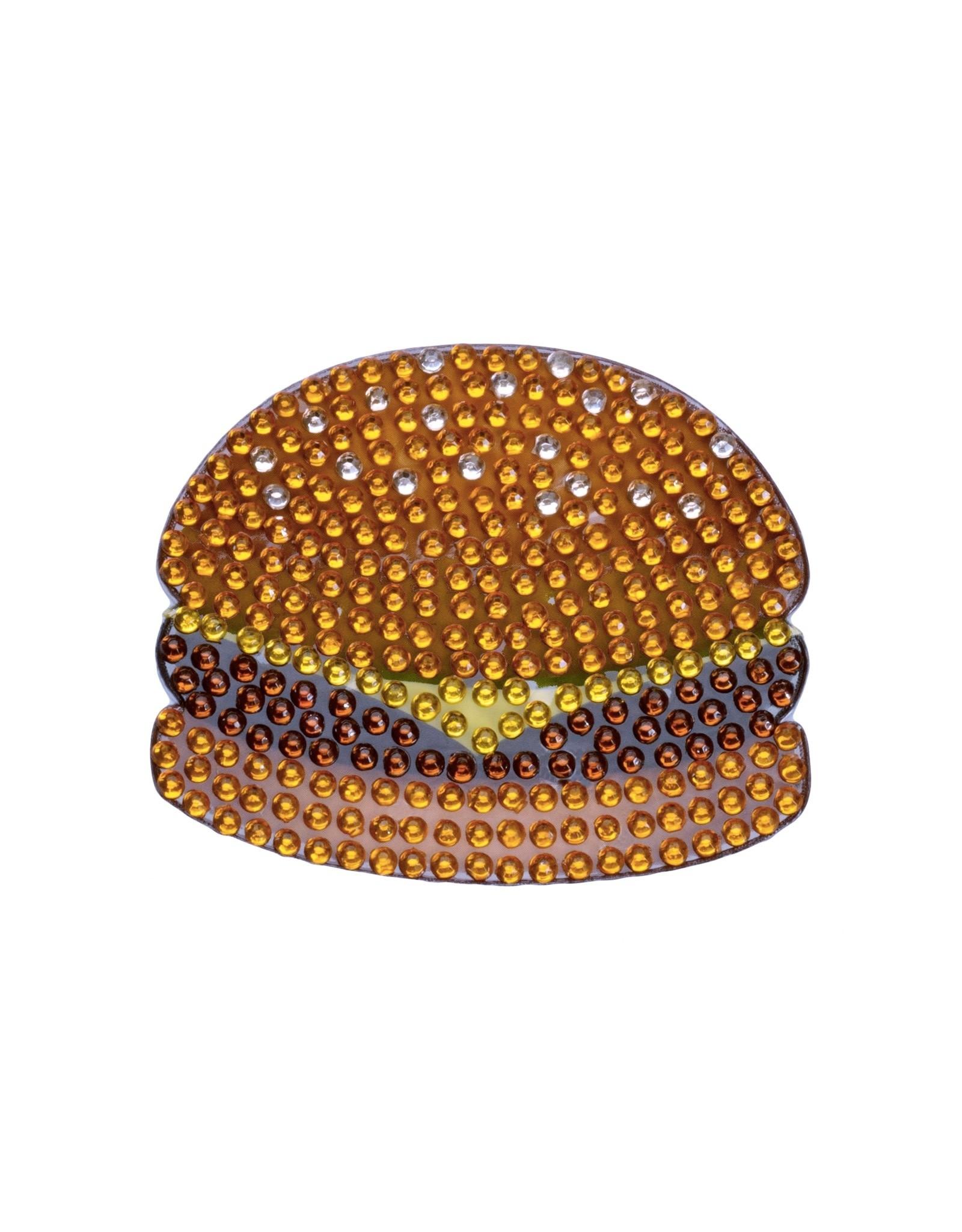Sticker Beans Hamburger