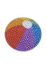 Sticker Beans Beach Ball