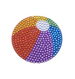 Sticker Beans Beach Ball