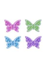 Sticker Beans Butterfly Kisses
