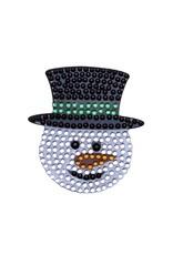 Sticker Beans Snowman
