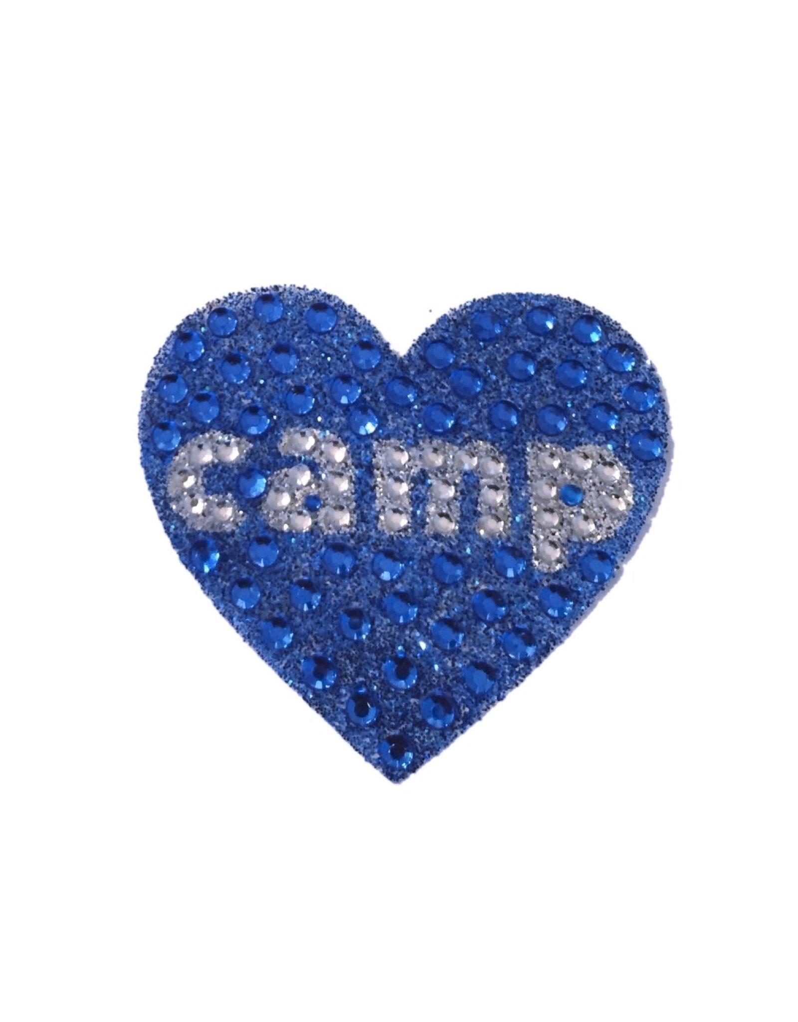 Sticker Beans Blue CAMP