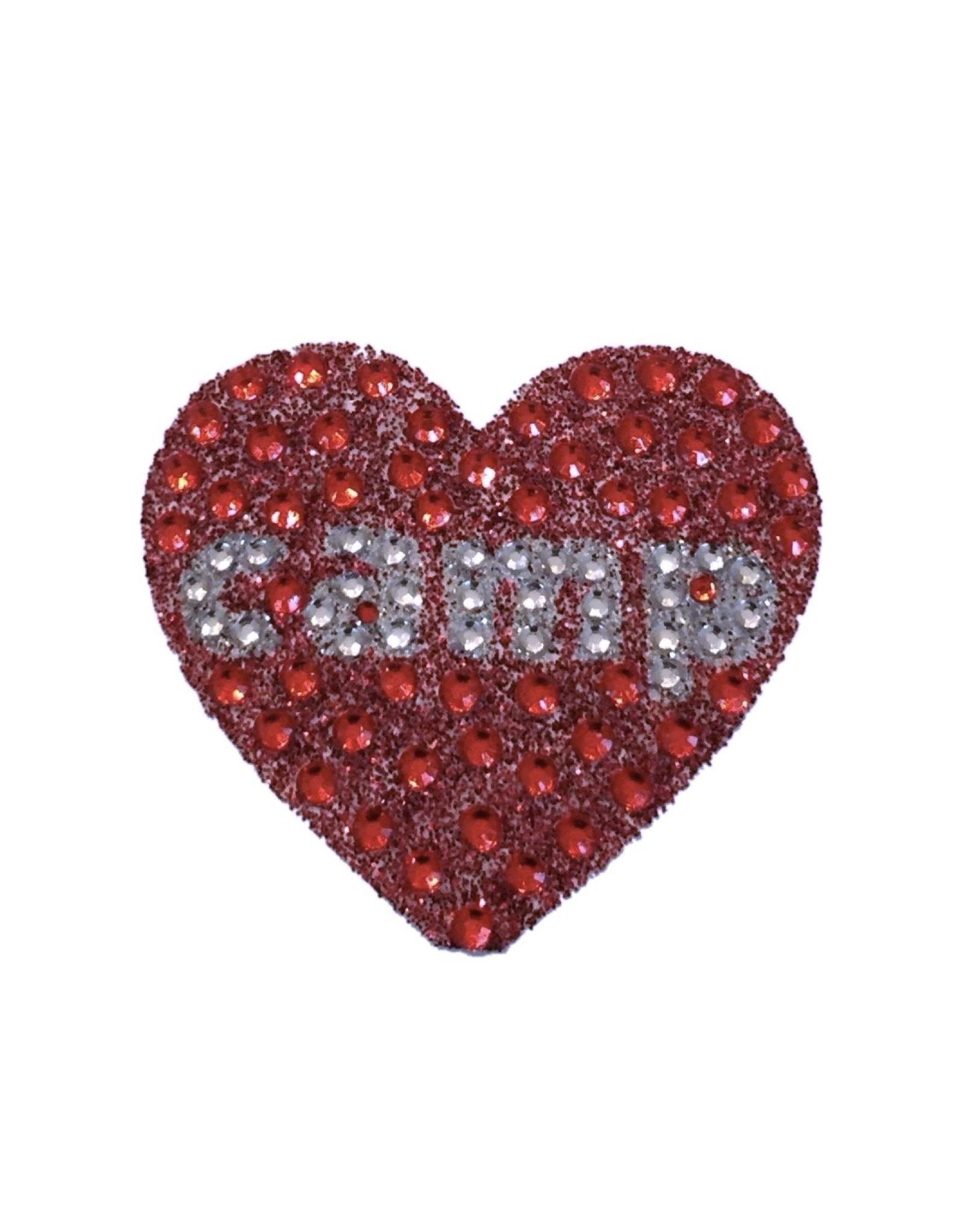 Sticker Beans Red CAMP