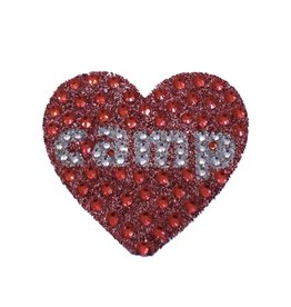 Sticker Beans Red CAMP