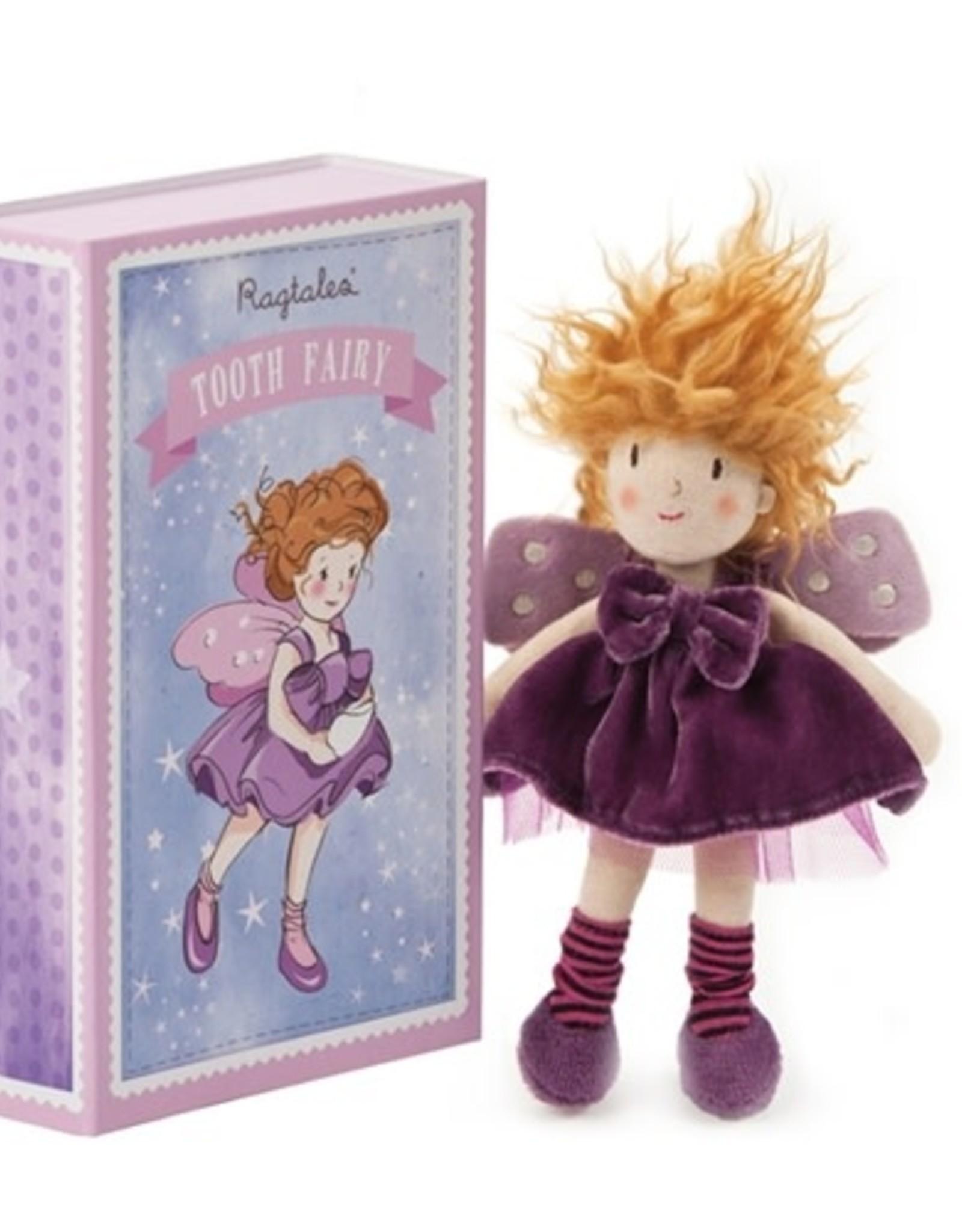Ragtales Tooth Fairy Princess purple